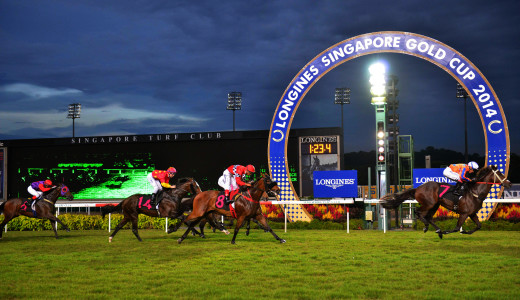 Longines Gold Cup 2014 - 16 Nov 2014