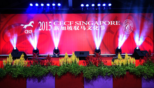 2015 CECF Singapore Race Day