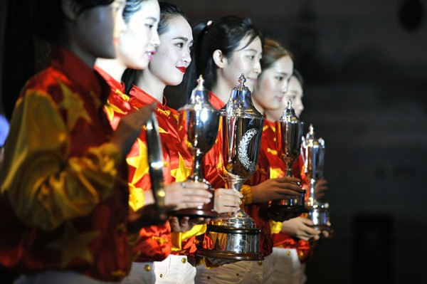CHINESE ACHIEVEMENT THE INSPIRATION BEHIND THE 2015 CECF WUHAN