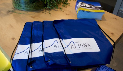 GRAND OPENING OF THE ALPINA RESORT & SPA-OPEN HOUSE, 19 December 2015