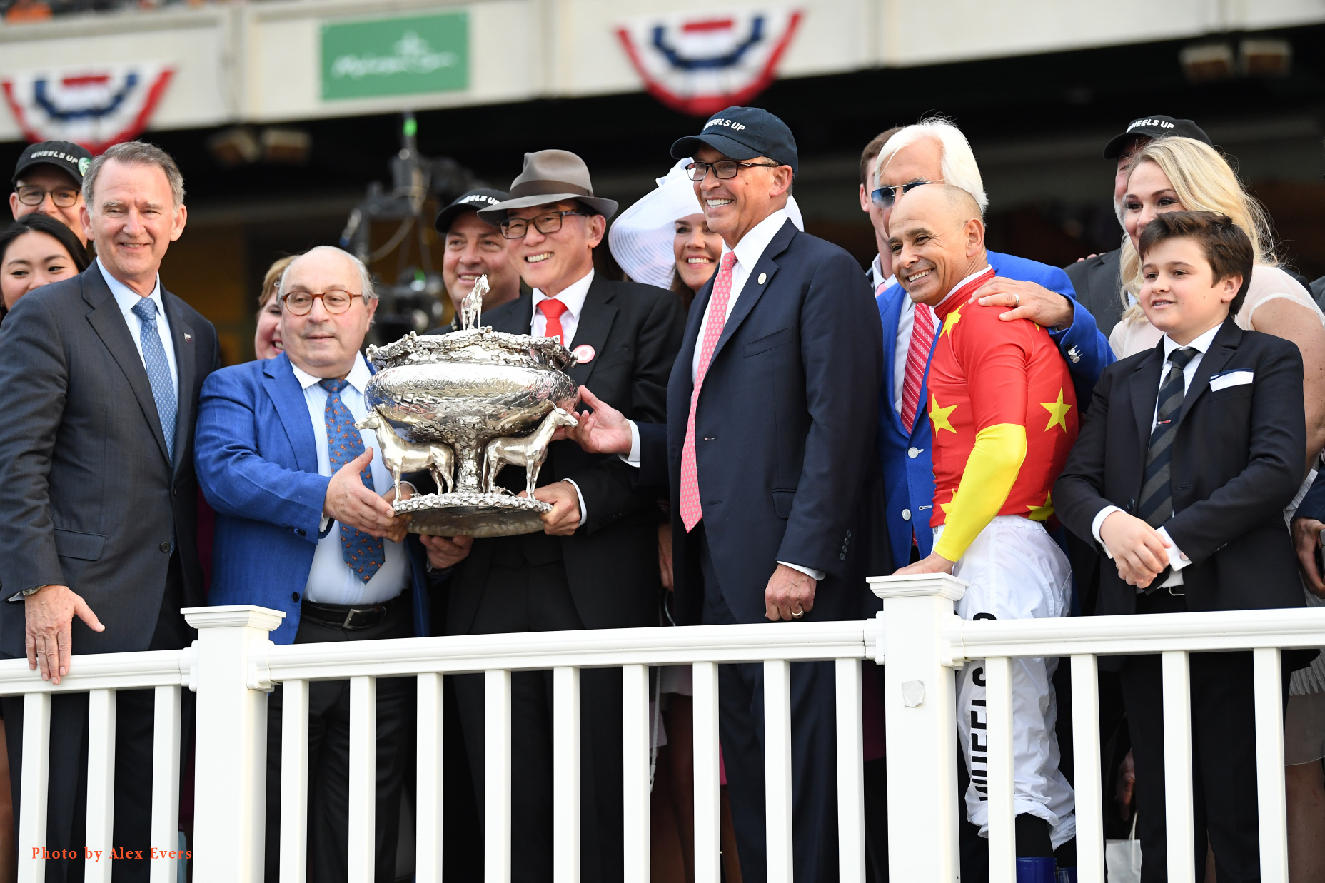 justify the belmont stakes adam coglianese18