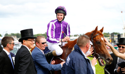 Australia, Joseph O'Brien, and Coolmore connections