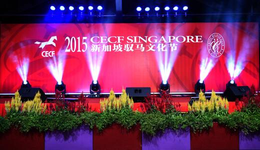 2015CECF新加坡驭马文化节比赛日