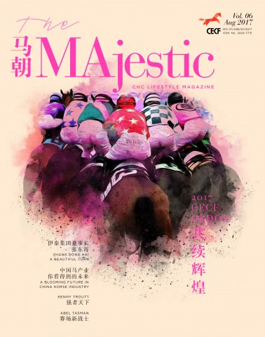 Majestic V6-cover