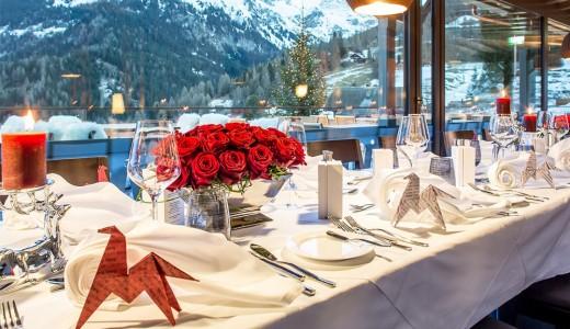 爱宾娜滑雪水疗度假酒店开幕晚宴 ,18日12月2015年